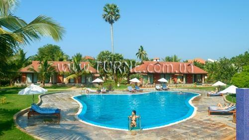 Фото Poovar Island Resort