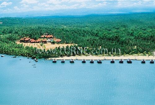 Отель Poovar Island Resort Пувар