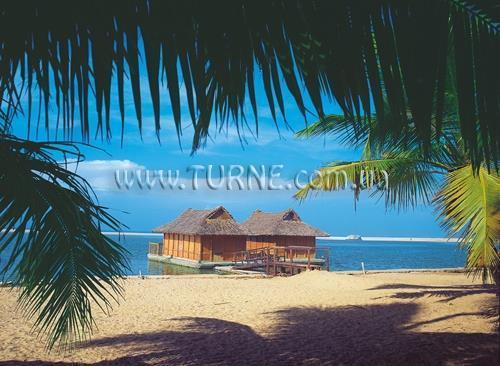 Poovar Island Resort Индия Пувар