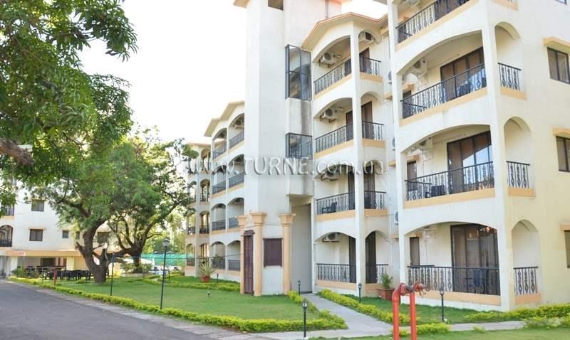 Отель The Royale Assagao Индия Северный Гоа