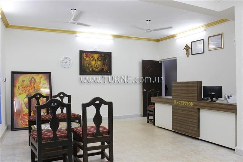 Отель Tiara Orchid Holiday Homes Индия Северный Гоа