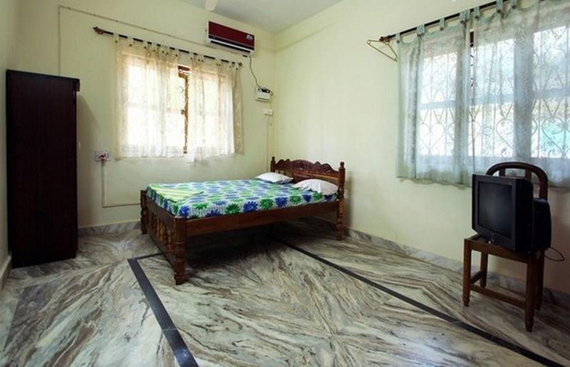 Отель Taha White Pearls Guest House Индия Северный Гоа
