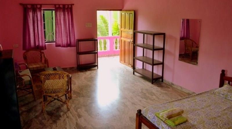Taha White Pearls Guest House Индия Северный Гоа