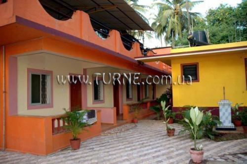 Yellow House Индия Северный Гоа