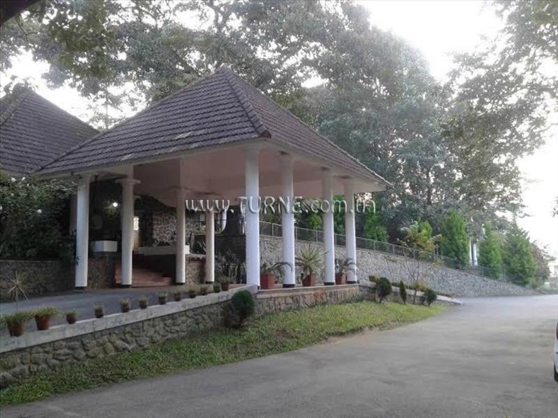 Отель Tree Top Thekkady Индия Текадди