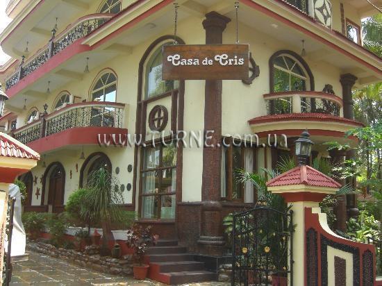 Отель Casa De Cris Южный Гоа