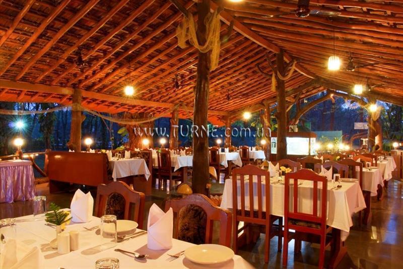 Отель Dudhsagar Spa Resort Южный Гоа