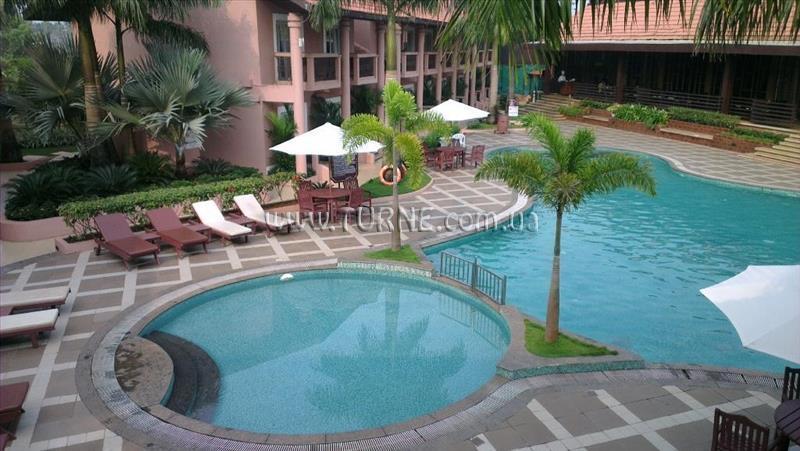 Отель The Golden Crown Hotel Индия Южный Гоа