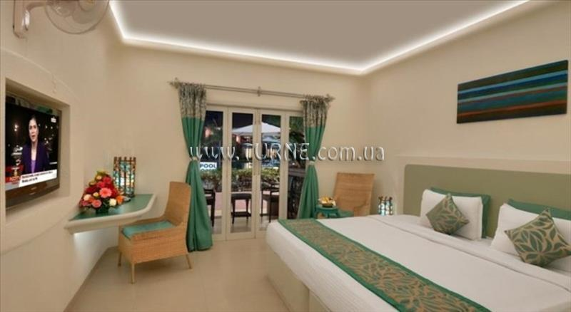 Отель The Golden Crown Hotel Южный Гоа