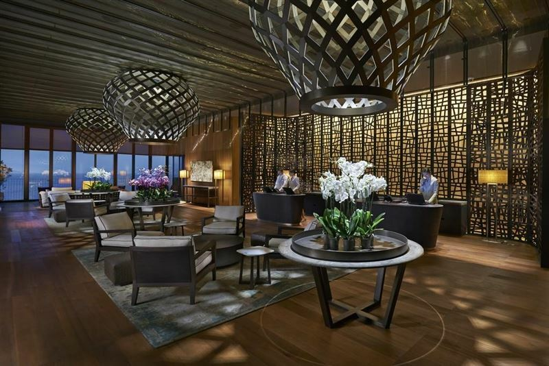 Отель Mandarin Oriental Индонезия Джакарта