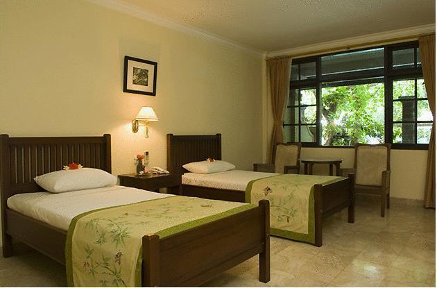 Отель Puri Bambu Индонезия Джимбаран