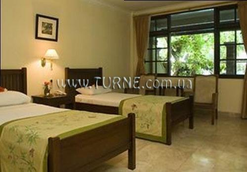 Отель Puri Bambu Джимбаран