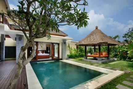Фото The Uma Villas Индонезия