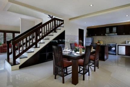 Отель The Uma Villas Индонезия Джимбаран