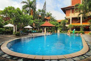 Adi Dharma Hotel 3*, Индонезия, Кута