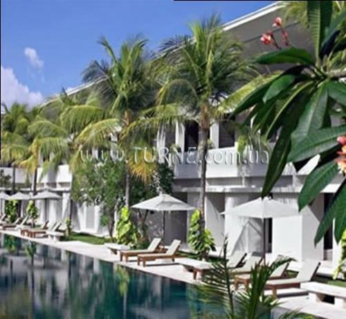 Отель The Oasis Kuta Индонезия Кута