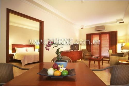Отель The Vira Bali Hotel Кута