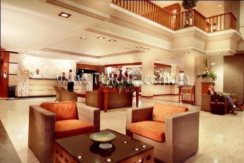 The Vira Bali Hotel Индонезия Кута