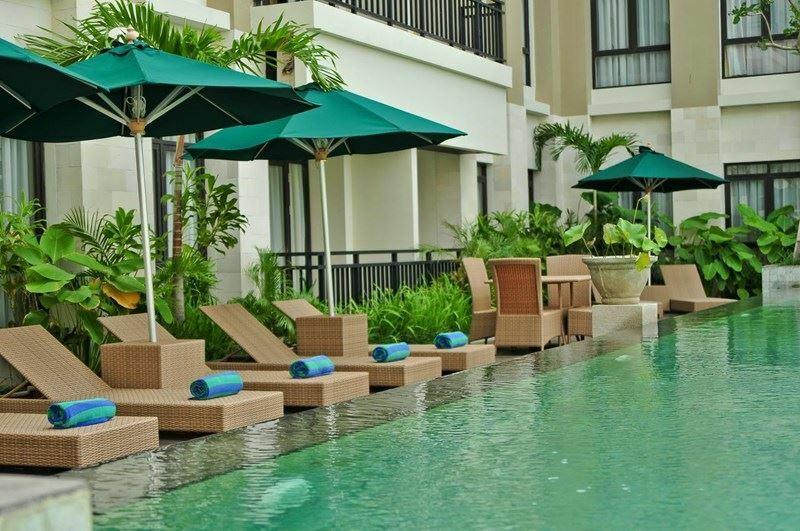 Фото Grand Kuta Hotel & Residences 4*