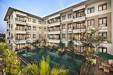 Grand Kuta Hotel & Residences 4*, Индонезия, Кута
