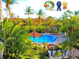 Palm Beach Hotel Kuta 3*, Індонезія, Кута