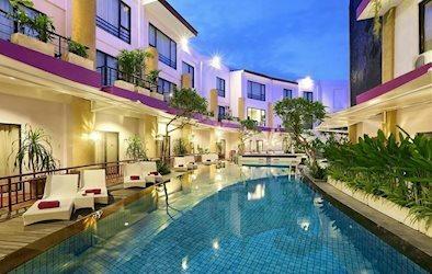 Quest Hotel Kuta Central Park 3*, Индонезия, Кута