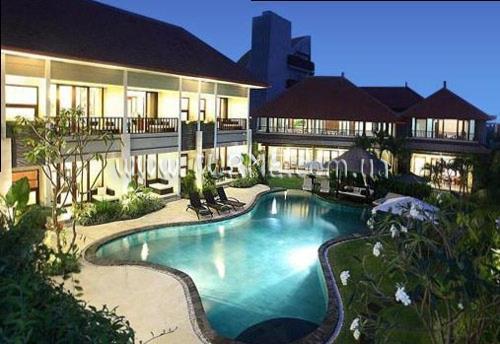 Отель Villa Diana Bali Индонезия Легиан