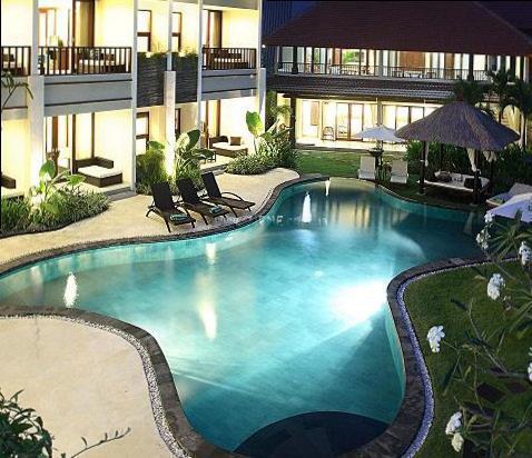 Отель Villa Diana Bali Легиан