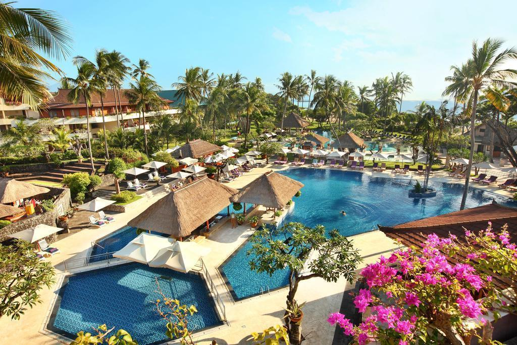 Фото Nusa Dua Beach Hotel & Spa Нуса Дуа