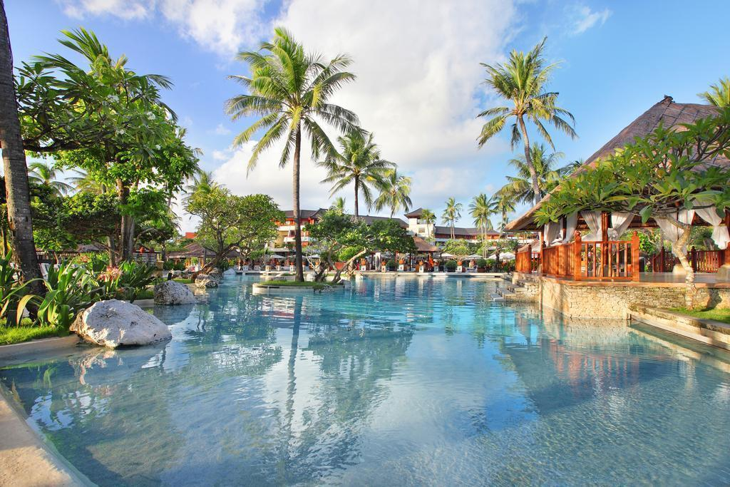 Фото Nusa Dua Beach Hotel & Spa Индонезия Нуса Дуа