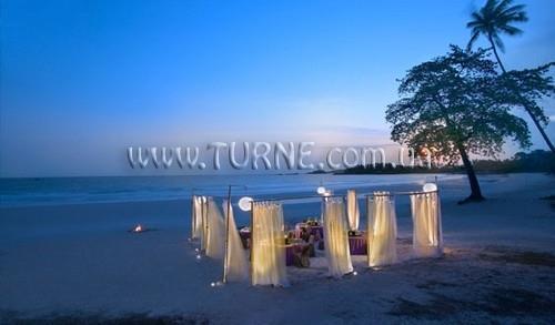 Отель Banyan Tree Bintan о. Бинтан