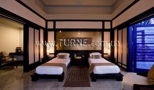 Отель Banyan Tree Bintan Индонезия о. Бинтан