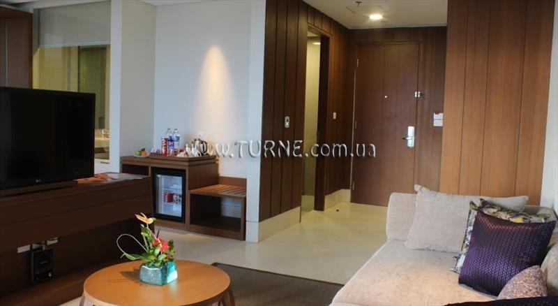 Отель Vasanti Seminyak Resort остров Бали
