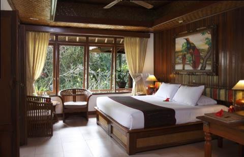 Фото Tjampuhan & SPA остров Бали