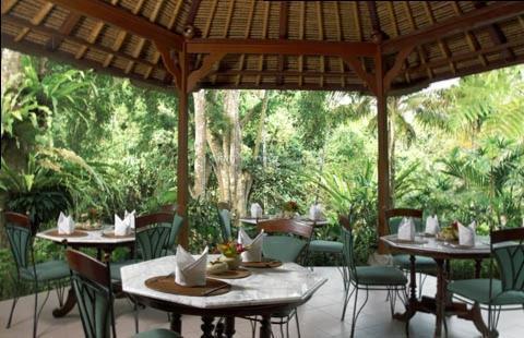 Отель Tjampuhan & SPA Индонезия остров Бали
