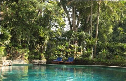 Tjampuhan & SPA остров Бали
