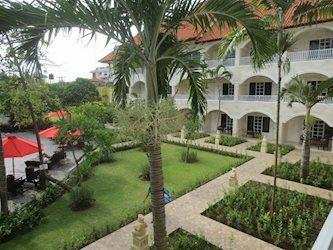 Melasti Beach Resort 3*, Индонезия, остров Бали