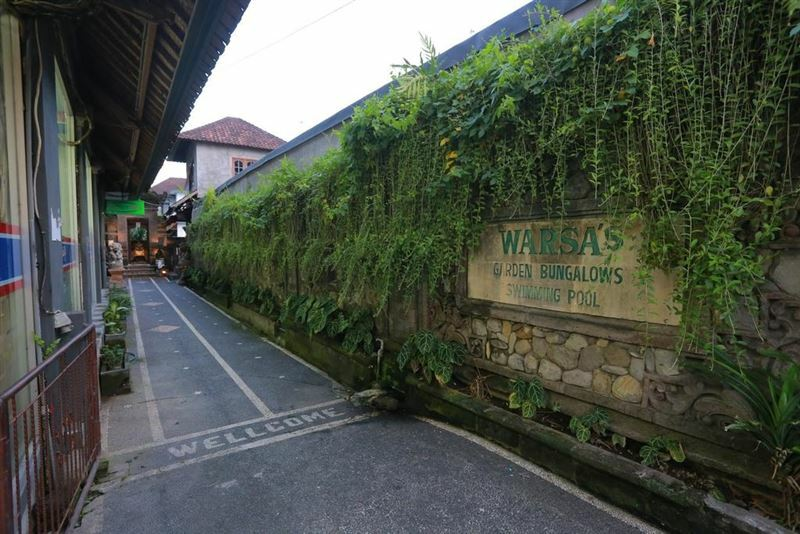 Warsa'S Garden Bungalows And Spa остров Бали