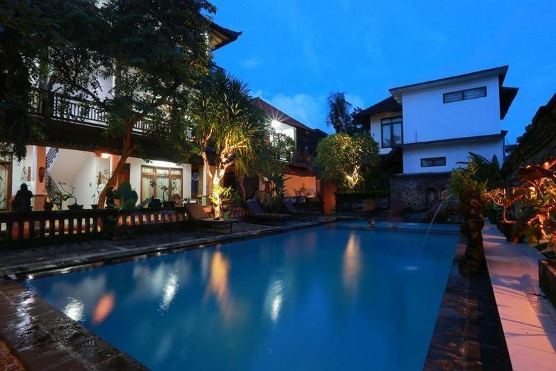 Отель Warsa'S Garden Bungalows And Spa остров Бали