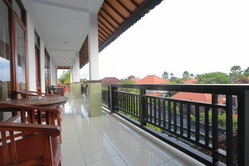 Отель Warsa'S Garden Bungalows And Spa Индонезия остров Бали