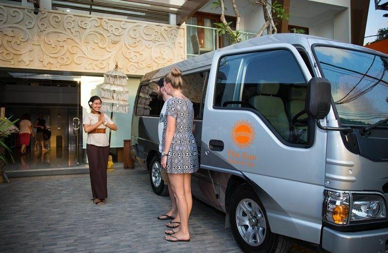 The Sun Hotel & Spa Legian Индонезия остров Бали