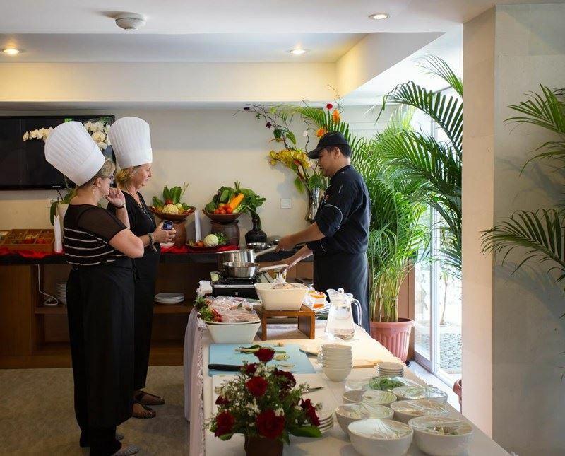 Фото The Sun Hotel & Spa Legian Индонезия