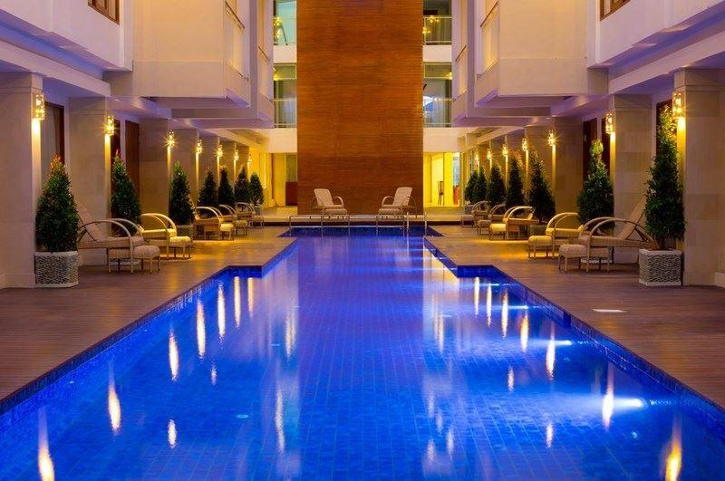 Отель The Sun Hotel & Spa Legian Индонезия остров Бали