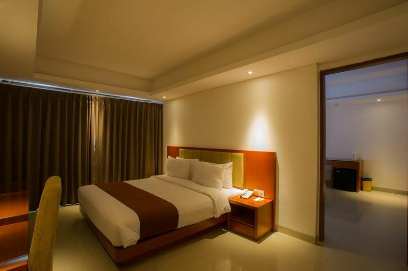 The Sun Hotel & Spa Legian остров Бали