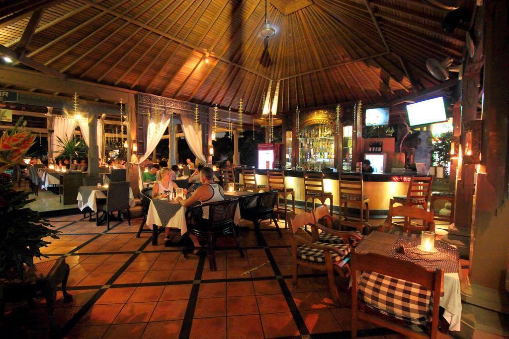 Adi Dharma Cottage Индонезия остров Бали