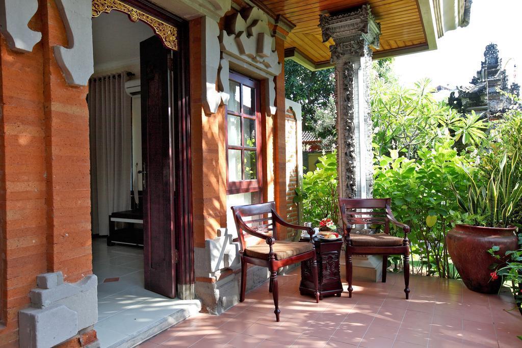 Отель Adi Dharma Cottage остров Бали