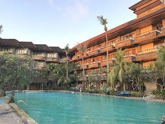 Sari Segara Resort 3*, Индонезия, остров Бали