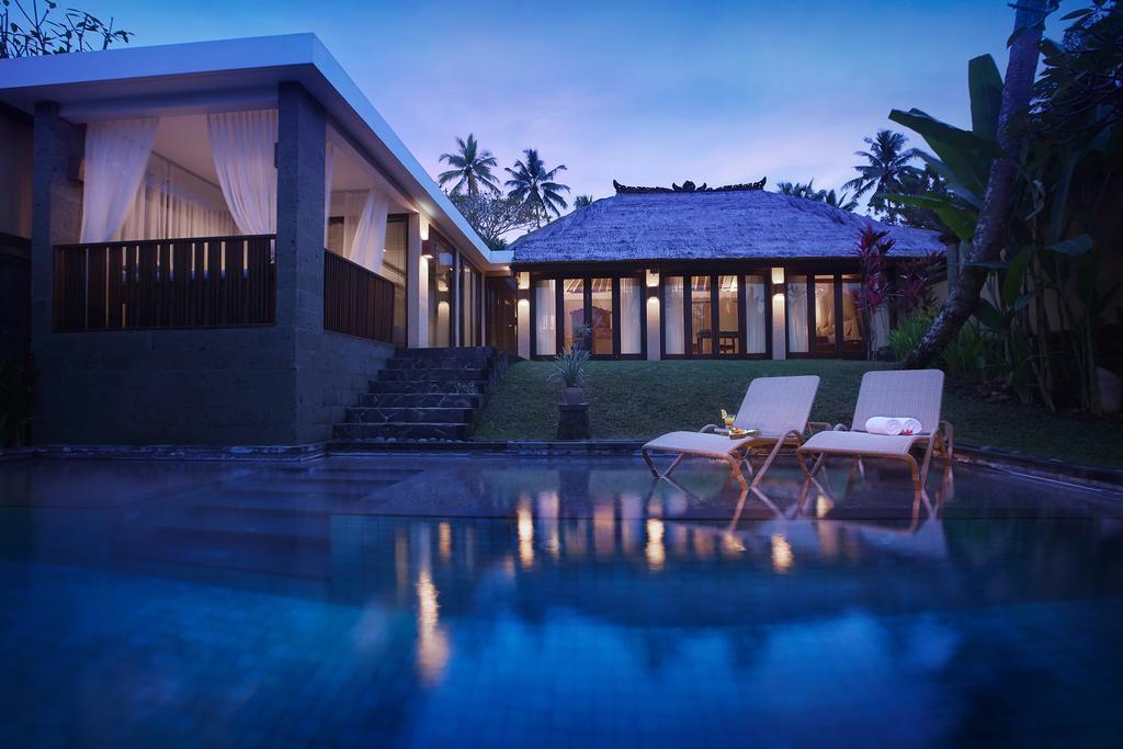 Отель Kamandalu Resort & SPA остров Бали