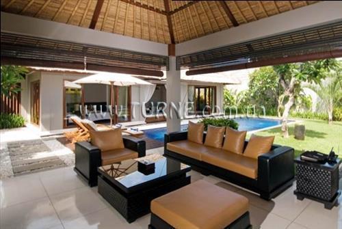 Отель Villa Jerami Luxury Villas And SPA Индонезия Семиньяк
