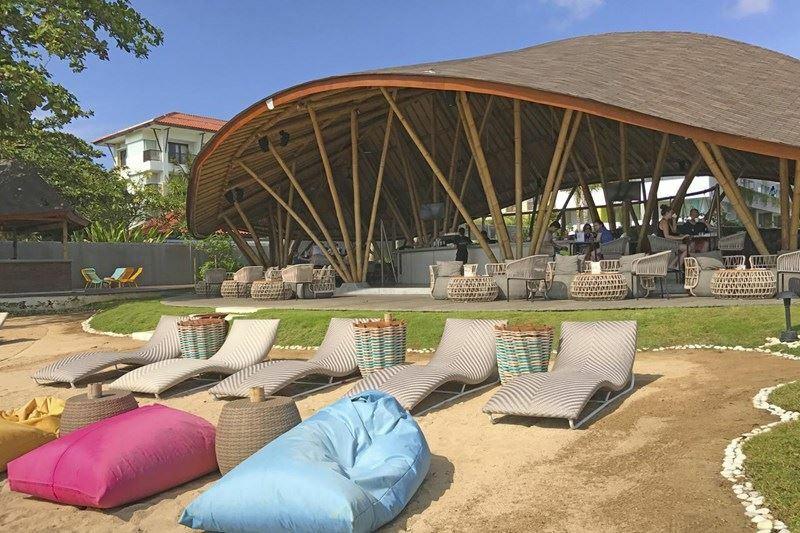 Отель Tijili Benoa Индонезия Танжунг Беноа
